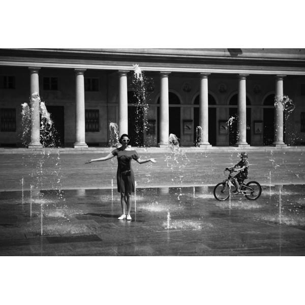 Water and childhood games - Carmine Francesco Mazzoccoli