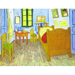 Vincent's room in Arles