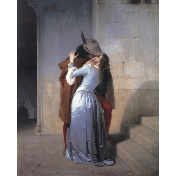 Hayez's kiss (Italian Version)