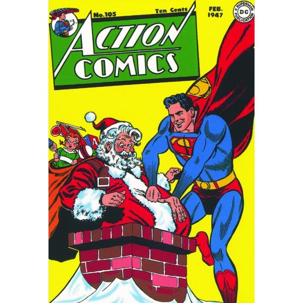 Action Comics, n. 105, February 1947