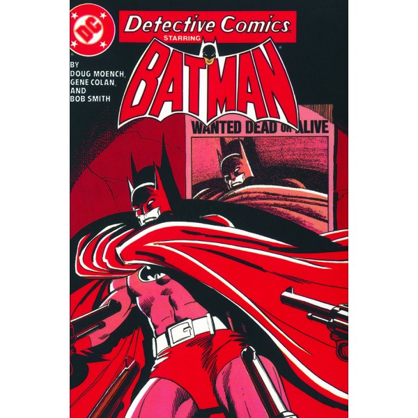 Detective Comics: Batman