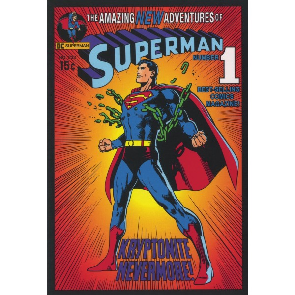 The Amazing New Adventures of Superman, n. 1