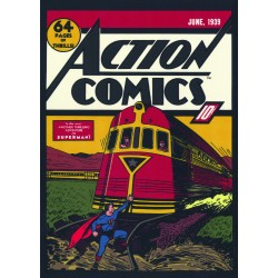 Action Comics, June 1939