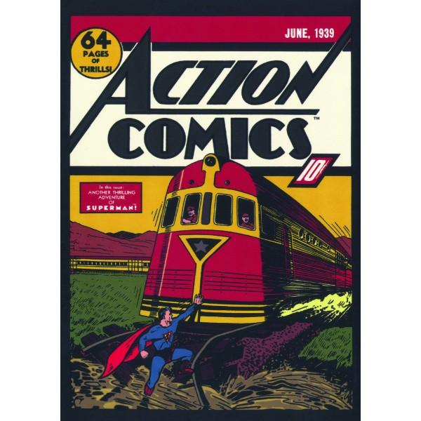 Action Comics, June 1939