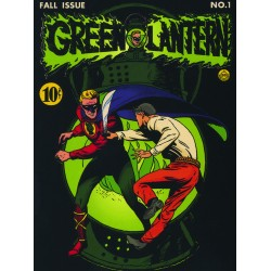 Green Lantern, Fall Issue n.1