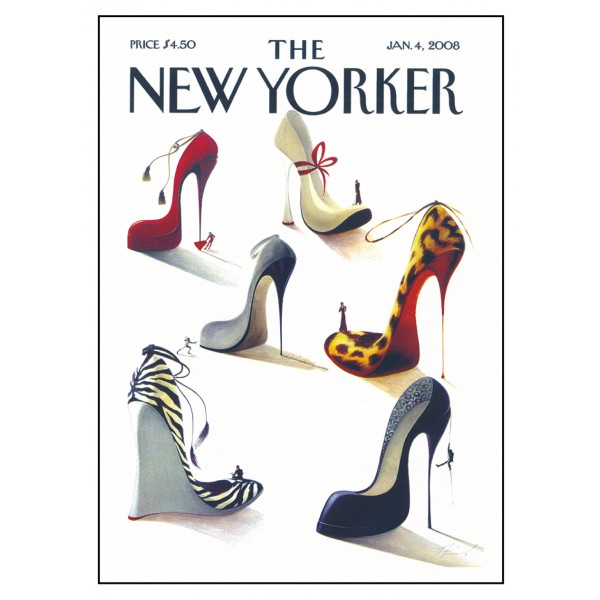The New Yorker, January 4, 2008