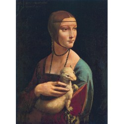Lady with an ermine (Italian Version)