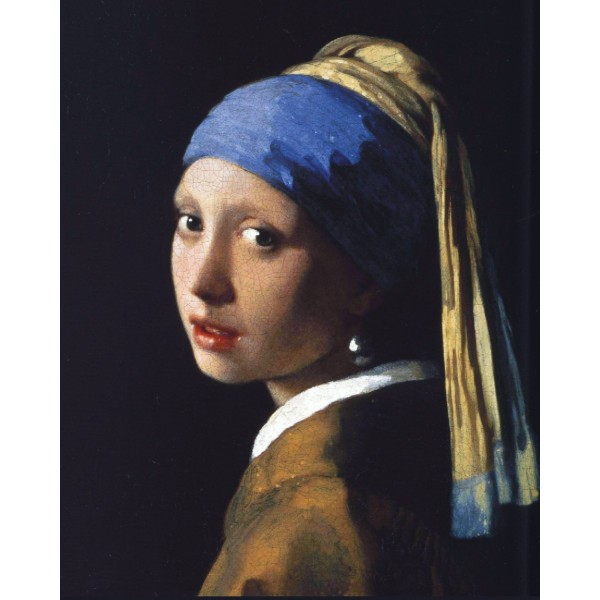 Girl with a pearl earring (Italian Version)