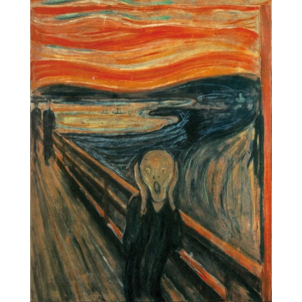 Scream of Munch (Italian Version)